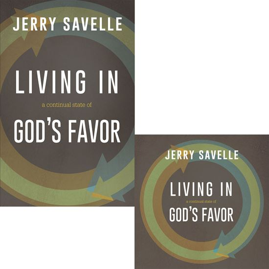 Picture of Living in a Continual State of God's Favor - Package