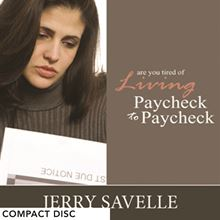 Picture of Are You Tired Of Living Paycheck To Paycheck? - CD Series