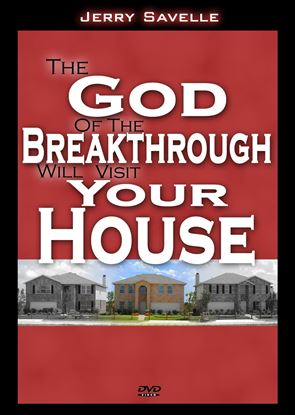 Picture of The God of The Breakthrough Will Visit Your House - Video