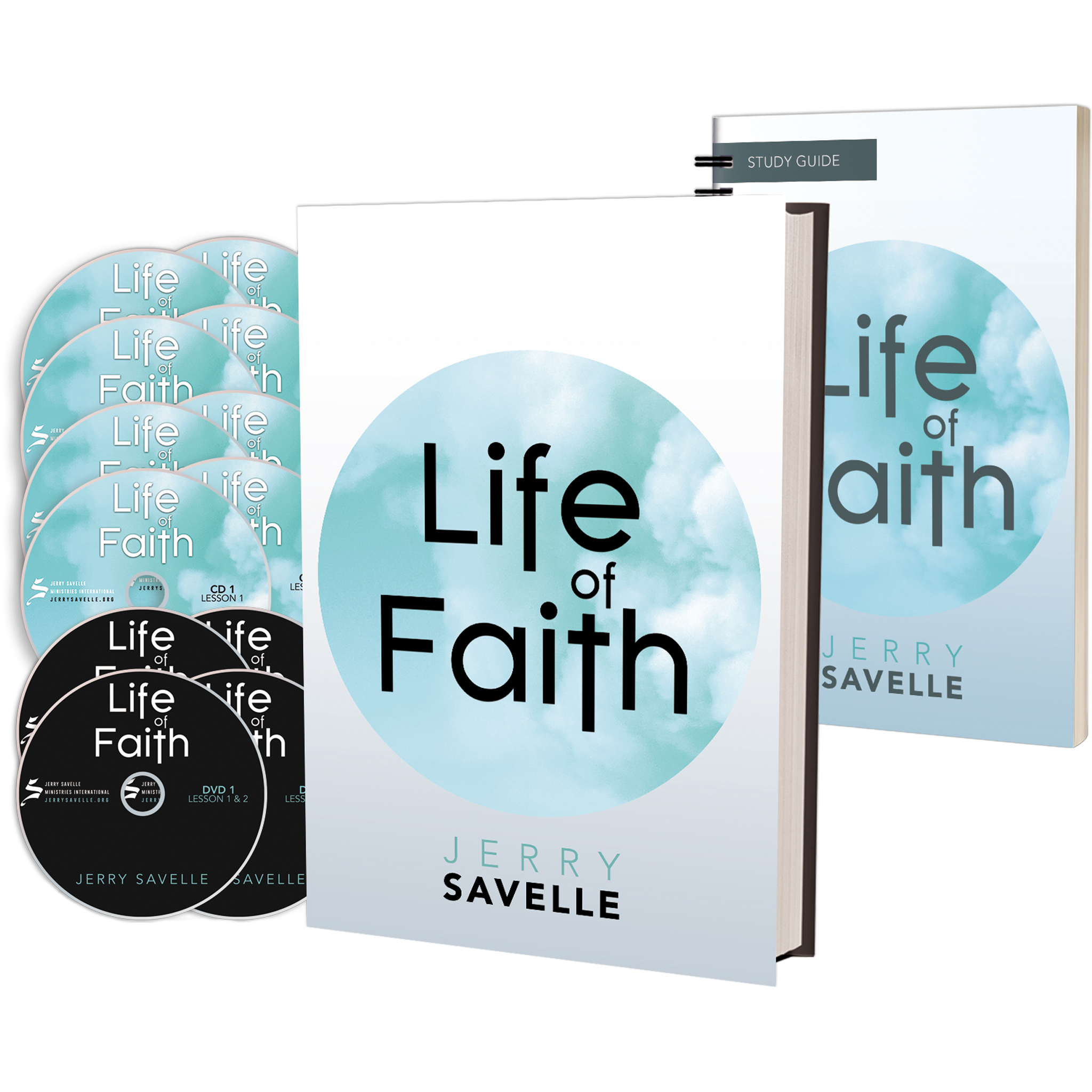 Life of Faith - Curriculum  Jerry Savelle Ministries International
