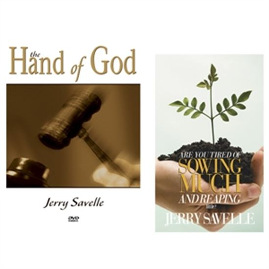 Picture of The Hand Of God & Are You Tired Of Sowing & Reaping Little?