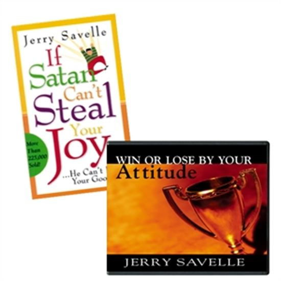 Picture of If Satan Can't Steal Your Joy / Win or Lose by Your Attitude