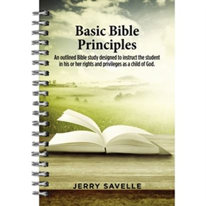 Picture of Basic Bible Principles - English