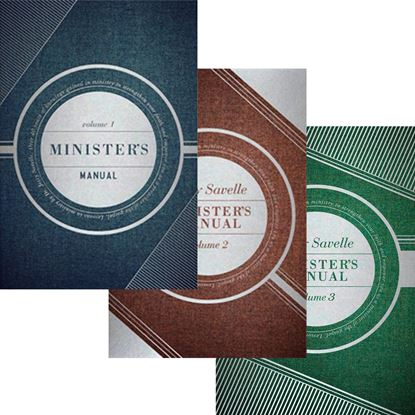 Picture of Ministers' Manual Volume 1, 2 & 3