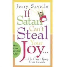 Picture of If Satan Can't Steal Your Joy, He Can't Keep Your Goods - Book