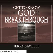 Picture of Get To Know The God Of The Breakthrough - CD Series