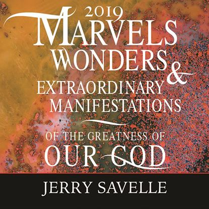 Picture of Marvels, Wonders & Extraordinary Manifestations of  the Greatness of Our God - Audio