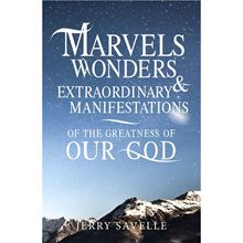 Picture of Marvels, Wonders & Extraordinary Manifestations - Book