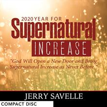 Picture of 2020 The Year For Supernatural Increase - CD Series