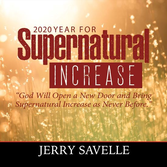 Picture of 2020 The Year For Supernatural Increase