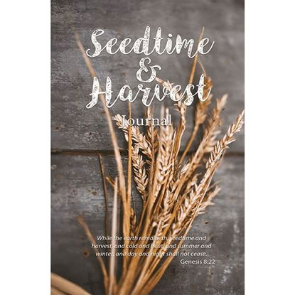 Picture of My Personal Seedtime & Harvest Journal