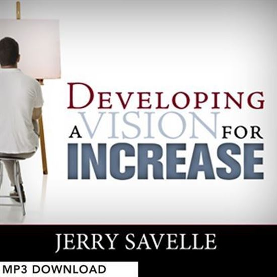 Picture of Developing A Vision For Increase - MP3 Download