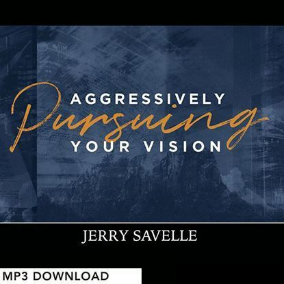 Picture of Aggressively Pursuing Your Vision - MP3 Download