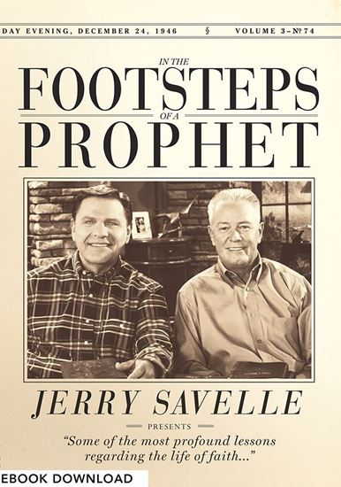 Picture of In The Footsteps Of A Prophet - eBook Download
