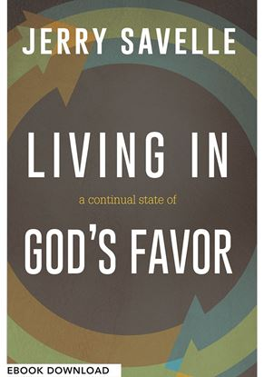 Picture of Living In A Continual State of God's Favor - eBook Download