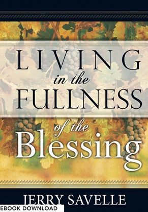 Picture of Living In The Fullness Of The Blessing - eBook Download
