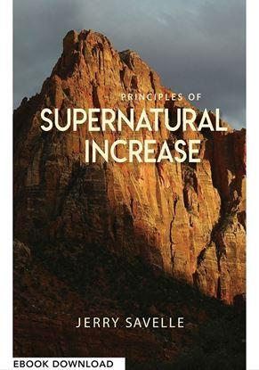 Picture of Principles of Supernatural Increase - eBook Download