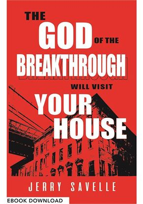 Picture of The God of The Breakthrough Will Visit Your House - eBook Download