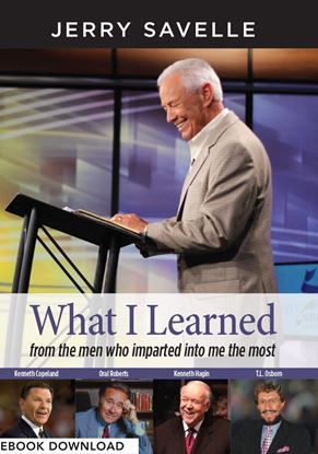 Picture of What I Learned - eBook Download