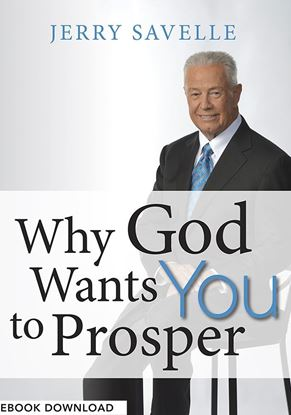 Picture of Why God Wants You to Prosper - eBook Download
