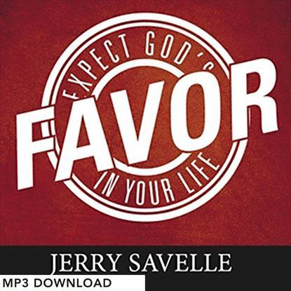 Picture of Expect God's Favor In Your Life - MP3 Download