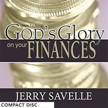 Picture of How To Bring God's Glory On Your Finances - CD Series