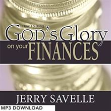 Picture of How To Bring God's Glory On Your Finances - MP3 Download