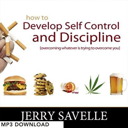 Picture of How To Develop Self Control And Discipline - MP3 Download
