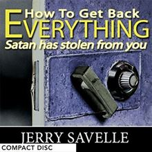 Picture of How To Get Back Everything Satan Has Stolen From You - CD Series