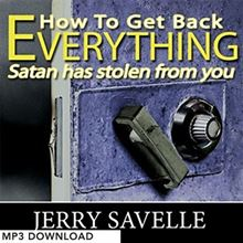Picture of How To Get Back Everything Satan Has Stolen From You - MP3 Download