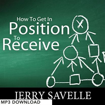 Picture of How To Get In Position To Receive - MP3 Download