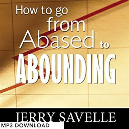 Picture of How To Go From Abased To Abounding - MP3 Download