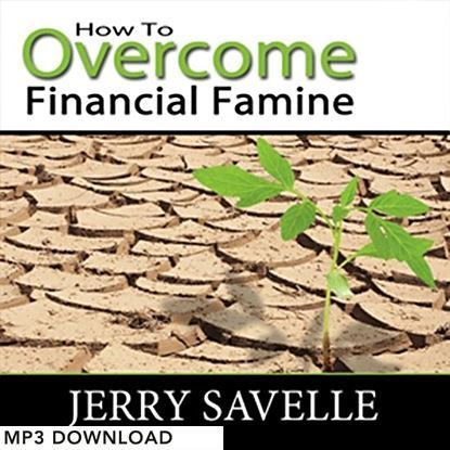 Picture of How To Overcome Financial Famine -MP3 Download