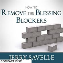 Picture of How To Remove The Blessing Blockers - CD Series