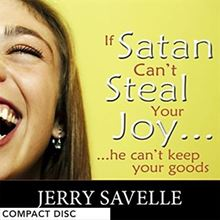 Picture of If Satan Can't Steal Your Joy, He Can't Keep Your Goods - CD Series