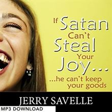 Picture of If Satan Can't Steal Your Joy, He Can't Keep Your Goods - MP3 Download