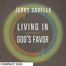 Picture of Living in a Continual State of God's Favor - CD Series