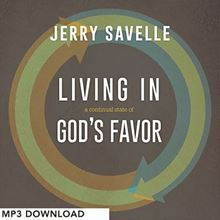 Picture of Living in a Continual State of God's Favor - MP3 Download