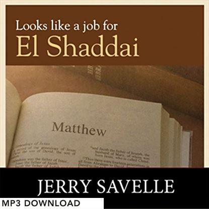 Picture of Looks Like A Job For El Shaddai - MP3 Download