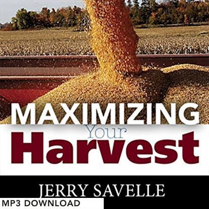 Picture of Maximizing Your Harvest - MP3 Download