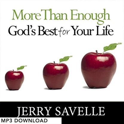 Picture of More Than Enough God's Best For Your Life - MP3 Download