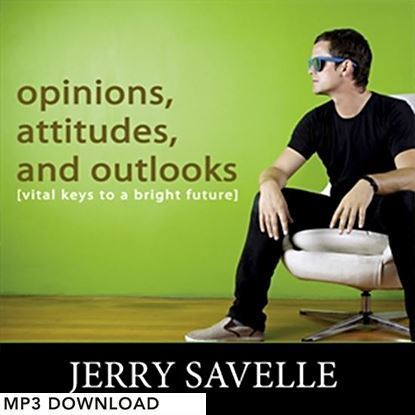 Picture of Opinions, Attitudes & Outlooks - MP3 Download