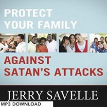 Picture of Protect Your Family Against Satan's Attacks - MP3 Download