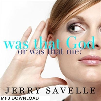 Picture of Was That God Or Was That Me? - MP3 Download