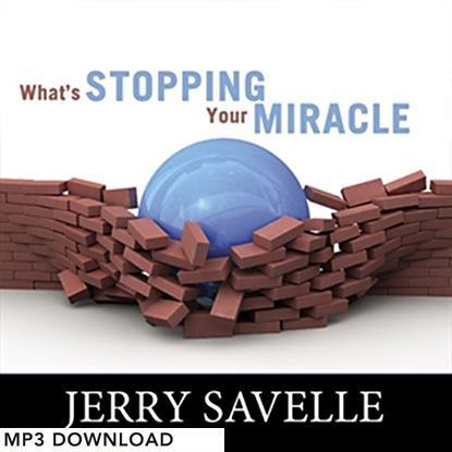 Picture of What's Stopping Your Miracle - MP3 Download
