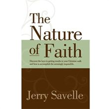 Picture of The Nature Of Faith - Book