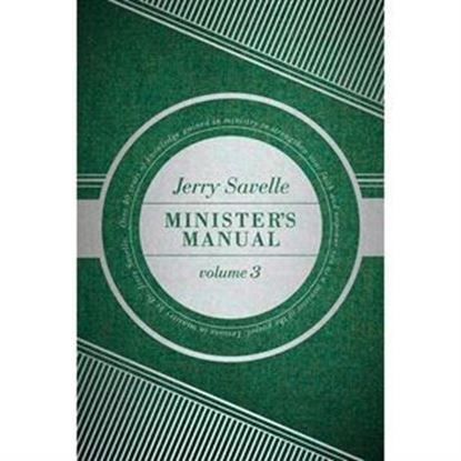 Picture of Ministers' Manual Volume 3