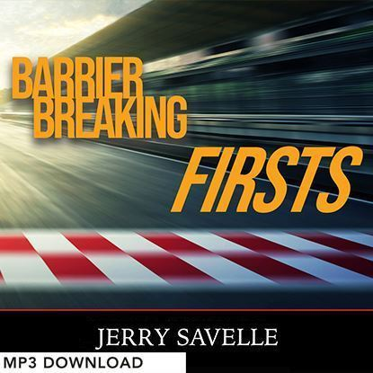 Picture of Barrier Breaking Firsts - MP3 Download