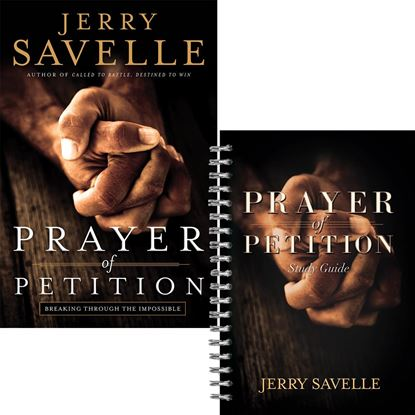 Picture of Prayer of Petition & Study Guide - Package